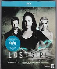 Lost Girl Season Three (Blu-ray Disc, 2013, 3-Disc Set)