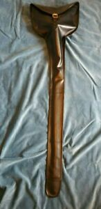 BRITISH MILITARY OFFICER'S DRESS SWORD CARRYING BAG