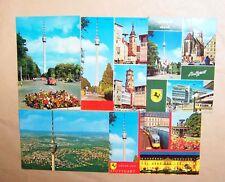 Konvolut 5 Ansichtskarten Stuttgart Baden Württemberg