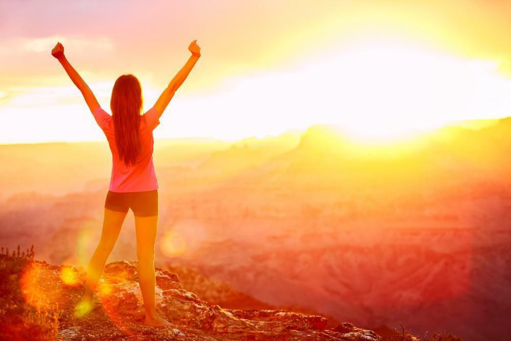 Life Is A Wonderful Sunrise