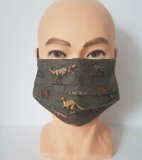 Face Mask - Jurassic Park - plus Filter