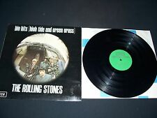 THE ROLLING STONES - LP: Big Hits (UK 1966 High Tide And Green Grass)