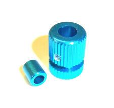 Receptor RC Aleación Tubo De Antena Azul Columna Soporte De Montaje 1 X