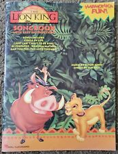 Disney's The Lion King Harmonica Songbook by Hal Leonard