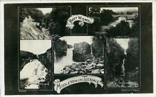 REAL PHOTO MULTIVIEW POSTCARD OF MIDDLETON-IN-TEESDALE, COUNTY DURHAM, SINCLAIR