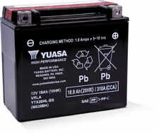 Yuasa Fresh Pack High Performance Maintenance-Free AGM Battery (YTX20HL-BS)