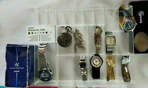 Uhrenkonvolut Sammlung für Bastler und Sammler Casio, Seiko u.a.