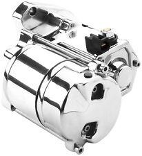 Spyke 400215 1.4kw Starter Motor, Chrome. Big Twins 89-93 (Except FLT)
