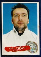 PANINI PFA FOOTBALL 97 #215-LIVERPOOL-TOTTENHAM-SOUTHAMPTON-MILWALL-NEIL RUDDOCK