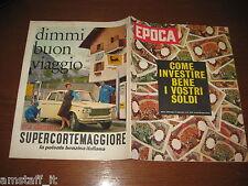 EPOCA 1962/616=WILLIAM FAULKNER=INDUSTRIA IRI=