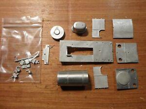 Bowaters papermill railway 'Victor' fireless 0-4-0, 4mm finescale / OO9  kit