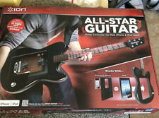 ION All-Star Guitar Electronic Guitar System iPad,IPhone iPod Touch NEW IN BOX