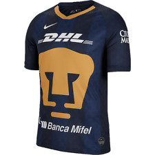Nike Pumas UNAM Away 2019-20 Men's Stadium Jersey-aj5554-453