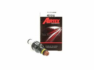 NEW Airtex Fuel Injector 4G1215 Ford F-150 Bronco E-150 Mustang Escort 1991-1998