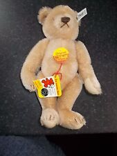 "STEIFF ORIGINAL 10"" TEDDY JOINTED BEAR WITH TAGS 0173/25"