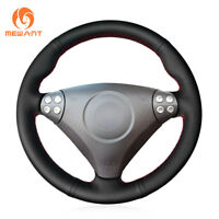 Durable Leather Steering Wheel Cover for Benz SLK-Class W170 W171 SLK 200 200K