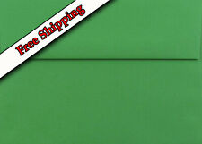 Festive Green Envelopes for Invitations Announcements Showers Weddings Enclosure