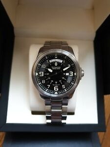 Victorinox Swiss Army Infantry Vintage Day and Date Mechanical Watch