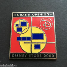 DS - Cast Exclusive - Grand Opening Disney Store 2000 Disney Pin 2803