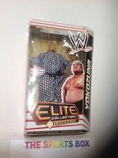 WWE Yokozuna Elite Series 15 Mattel Legends Adult Collector  New Hall of Fame