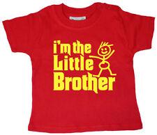 Magliette e maglie rossi con maniche corte per bambino da 0 a 24 mesi