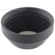 RARE Mamiya M645 80-110 Rubber Lens Hood per Sekor C N 80 & 110 2.8 58mm thread