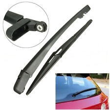 REAR WINDSCREEN WINDOW WIPER ARM & BLADE KIT FOR VAUXHALL OPEL CORSA D MK4 2006+