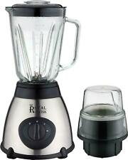 Mixer, Blender en verre + inox 1000 watt