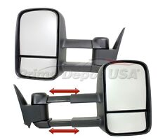 A BRAND NEW #1 HIGH QUALITY MANUAL CHROME MIRROR~LEFT HAND SIDE DRIVER DOOR