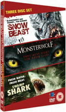 Creature Feature Collection 3 Disc DVD