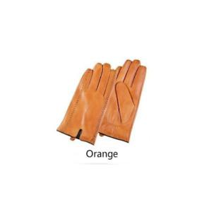 Winter Men Genuine Leather Gloves Touch Screen Gloves Warm Black Gloves