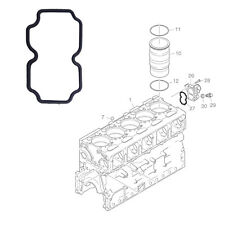 CAMSHAFT HOUSING COVER GASKET SEAL FITS SCANIA P.G.R.T. / 4 , 1500216