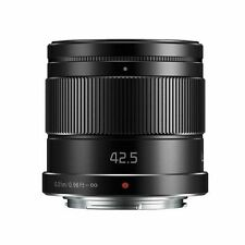 Panasonic LUMIX 42.5mm Focal Camera Lenses