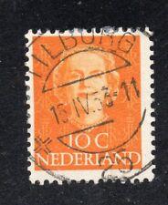 nvph 520 met korte balk stempel Tilburg 25 (1049-P)