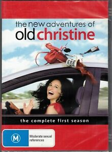 The New Adventures Of OLD CHRISTINE DVD Complete 1st Season 1 One NEW & SEALED