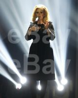 "Adele ""Singer Live"" 10x8 Photo"