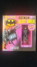 Blast Shield BATMAN Dark KNIGHT Kenner Vintage MIB 1991 Crime Master Deluxe