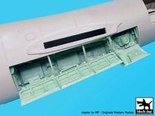 Black Dog 1/48 Grumman OV-1 Mohawk Aircraft Front Electronics (for Roden) A48025