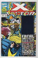 X-Factor #92 (Jul 1993, Marvel) [Fatal Attractions] JM DeMatteis Joe Quesada mX