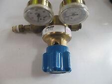 LINDE B0 SG 3502 regulator 4000 psi max, outlet gauge 100 psi