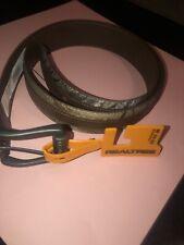 "Realtree Men's 1.5"" Wide Reversible Belt Camo/Brown sz 34-36  NWT"