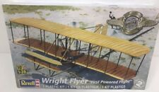 """Wright Flyer """"First Powered Flight"""" Revell Model #855243 1:39 New Factory Sealed"""