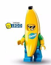 NEW LEGO Minifigures Banana Guy Series 16 71013 Genuine Suit Man Minifigure