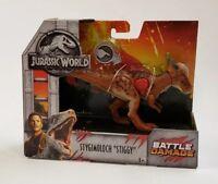 Jurassic World Battle Damage Stygimoloch Stiggy Fallen Kingdom Jurassic Park NEW