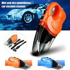 120W Mini Portable Car Auto Wet Dry Home Handheld Vacuum Cleaner Rechargeable