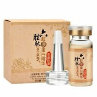 Collagen Firmingup Essence 10ml Moisturizing Anti-Aging Korean Cosmetics ~.~/