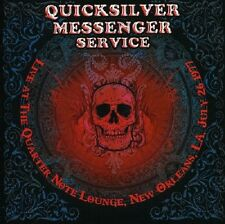 Quicksilver Messenger Service Live New Orleans July 1977 2-CD NEW SEALED