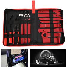 19x Car Trim Removal Tool Set Hand Tools Pry Bar Panel Door Interior Clip Kit AU