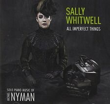 Sally Whitwell - Michael Nyman  Solo Piano Music [CD]