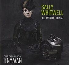Sally Whitwell - Michael Nyman:  Solo Piano Music [CD]